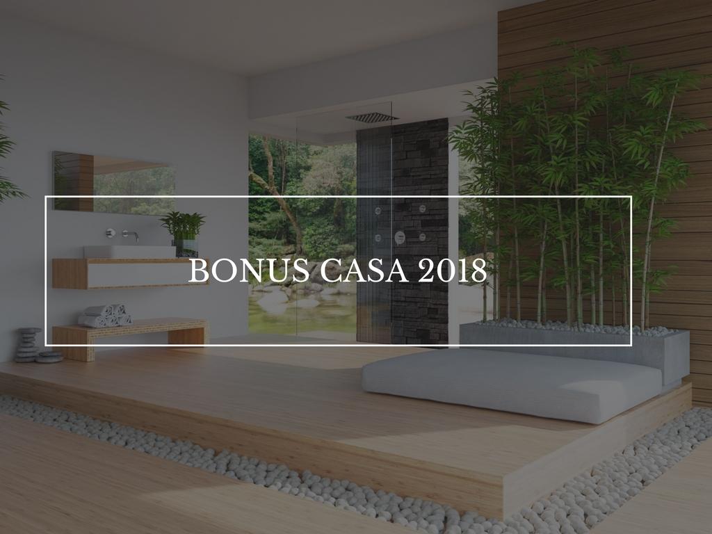 Bonus casa in legno 2018 tutte le detrazioni fiscali for Detrazioni fiscali 2018